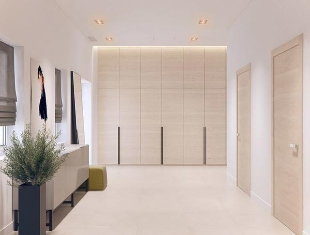Mẫu thiết kế nhà 2 tầng đẹp hiện đại, sang trọng - Ảnh 16.