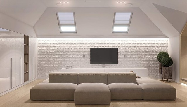 Mẫu thiết kế nhà 2 tầng đẹp hiện đại, sang trọng - Ảnh 10.