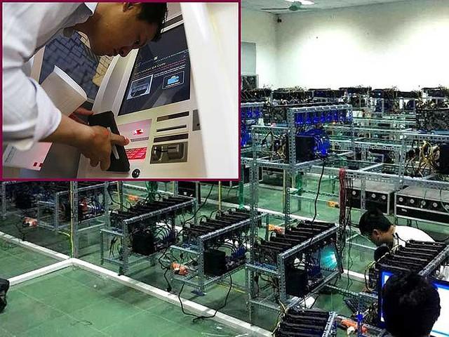 Hàng chục ngàn máy đào tiền ảo đã được nhập vào Việt Nam trong thời gian qua
