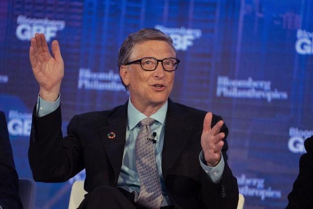 Mark Zuckerberg: Bill Gates chính là nguồn động lực, người truyền cảm hứng cho thành công của tôi - Ảnh 1.