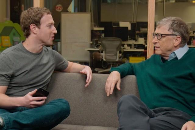 Mark Zuckerberg: Bill Gates chính là nguồn động lực, người truyền cảm hứng cho thành công của tôi - Ảnh 2.