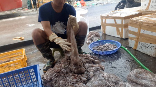 Ăn phải hải sản tẩy trắng, cơ thể bị hủy hoại thế nào? - Ảnh 1.