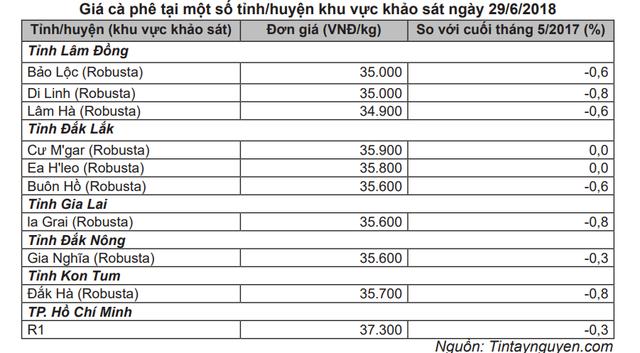 Cà phê Việt Nam chiếm gần 90% tổng lượng cà phê nhập khẩu của Thái Lan - Ảnh 1.