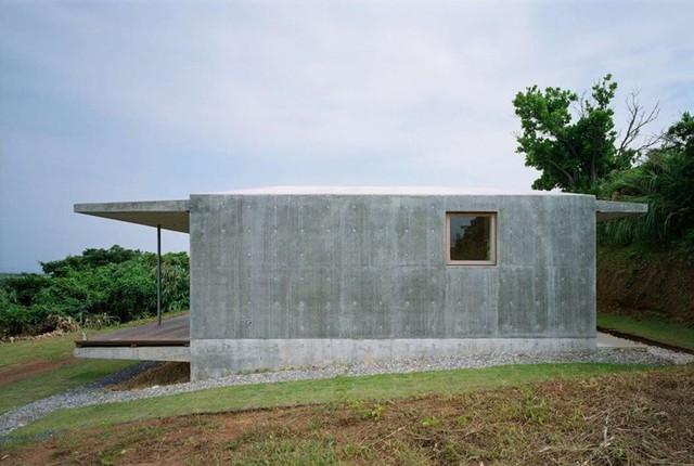 Ngôi nhà ở Nhật có kiến trúc mở, gần gũi có thiên nhiên - Ảnh 2.