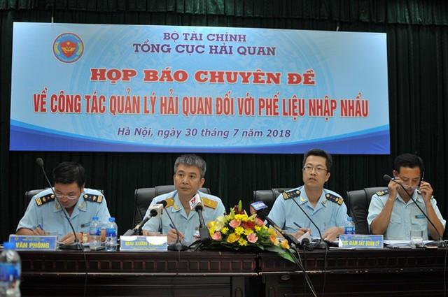 6 tháng 2018, doanh nghiệp chi hơn 1,2 tỷ USD nhập phế liệu, rác thải về Việt Nam - Ảnh 1.