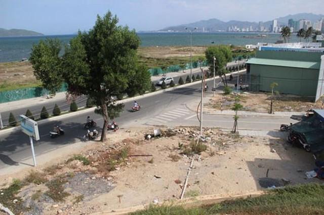 Cận cảnh khu đất vàng cấp phân phối cho cán bộ tỉnh Khánh Hòa giá hời - Ảnh 3.