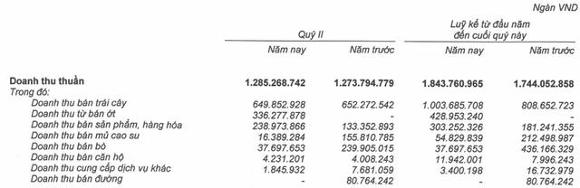 Thu về hàng trăm tỷ đồng từ bán ớt, HAGL Agrico hoàn thành hơn nửa chỉ tiêu lợi nhuận năm 2018 sau 6 tháng - Ảnh 1.