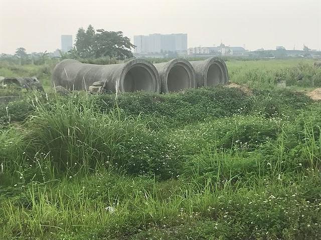 Nhiều thành thị bỏ hoang sau 10 năm Hà Nội mở rộng - Ảnh 3.