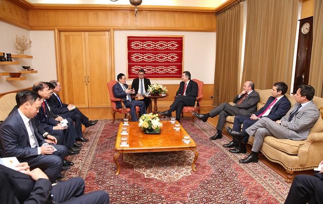 Chile và Việt Nam sẽ thúc đẩy tự do thương mại, đầu tư - Ảnh 1.