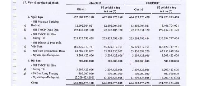 Ngân hàng NCB siết nợ Hữu Liên Á Châu, Sacombank và BIDV cũng đang mắc kẹt hàng trăm tỷ đồng tại đây - Ảnh 1.