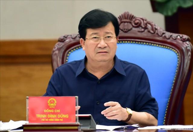 Phó Thủ tướng Trịnh Đình Dũng nhận thêm nhiệm vụ mới - Ảnh 1.