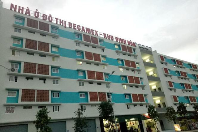 Cư dân phản ánh nhiều bất cập tại nhà ở xã hội Becamex Định Hòa - Ảnh 1.