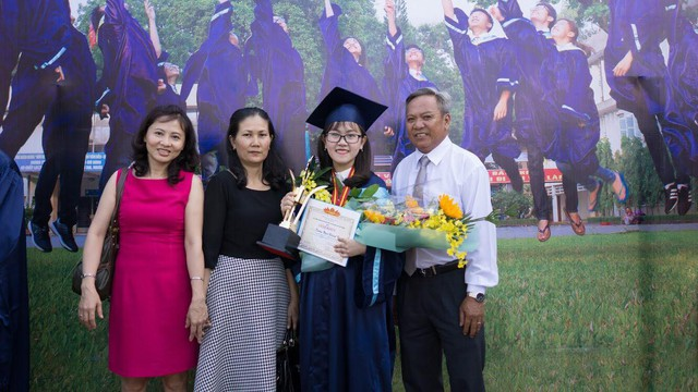 Không phải chàng trai nào cả, cô gái này mới là người tốt nghiệp thủ khoa kỹ sư của Đại học Bách khoa - Ảnh 4.