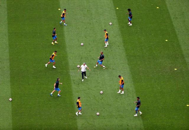 [World Cup 2018] Vẻ đẹp của môn thể thao vua được tái hiện đầy nghệ thuật qua 10+ bức ảnh chụp từ trên cao - Ảnh 5.