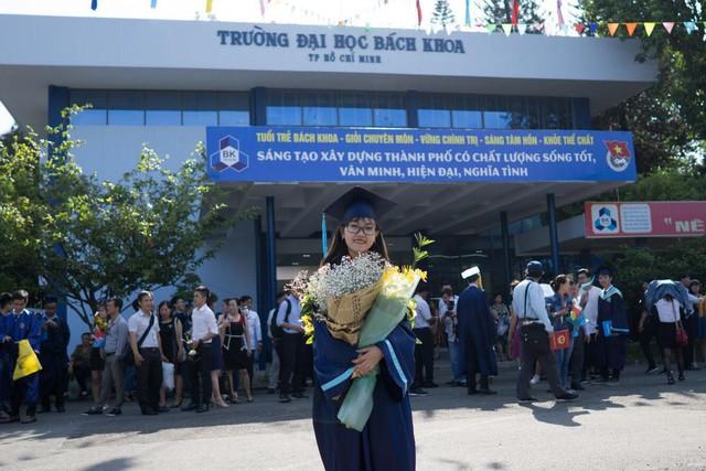 Không phải chàng trai nào cả, cô gái này mới là người tốt nghiệp thủ khoa kỹ sư của Đại học Bách khoa - Ảnh 7.