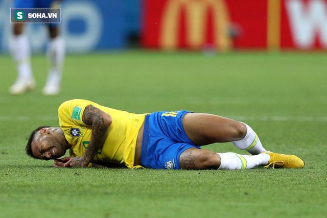 World Cup 2018: Brazil rớt đài, nhưng Neymar còn nhận điều tồi tệ gấp vạn lần thất bại - Ảnh 1.
