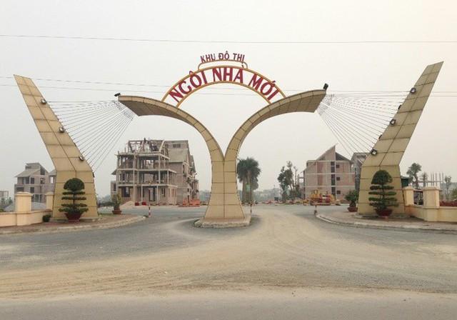 Dự án Ngôi nhà mới là dự án đầu tay của Tập đoàn Lã Vọng.