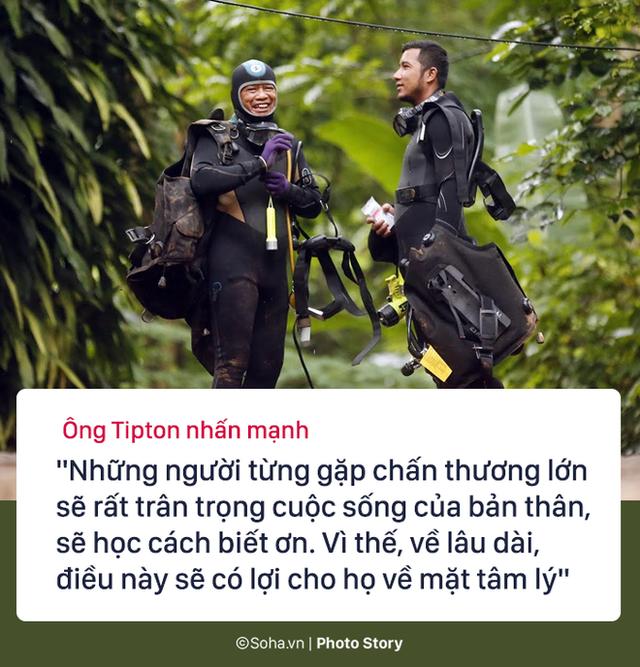 Những hiểm họa đáng sợ nào rình rập đội bóng Thái Lan bên ngoài cửa hang? - Ảnh 15.
