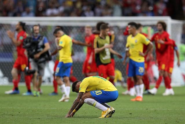 World Cup 2018: Brazil rớt đài, nhưng Neymar còn nhận điều tồi tệ gấp vạn lần thất bại - Ảnh 3.