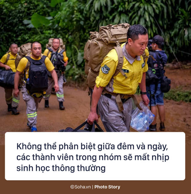 Những hiểm họa đáng sợ nào rình rập đội bóng Thái Lan bên ngoài cửa hang? - Ảnh 6.