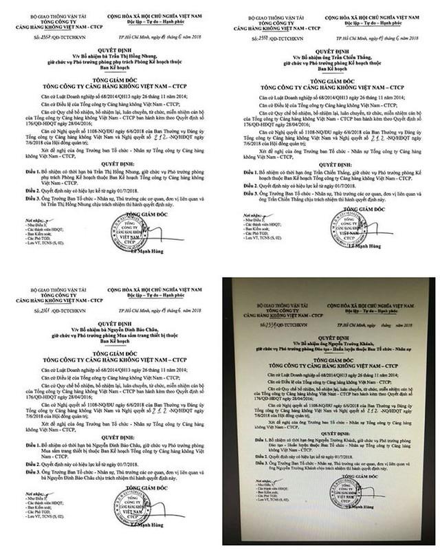 Tổng Giám đốc ACV bổ nhiệm hàng loạt lãnh đạo trước khi về hưu   - Ảnh 1.
