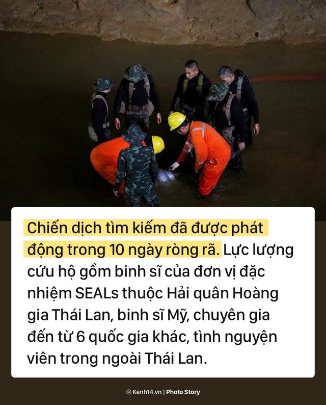 Những khó khăn chồng chất trong suốt nửa tháng giải cứu đội bóng Thái Lan - Ảnh 4.