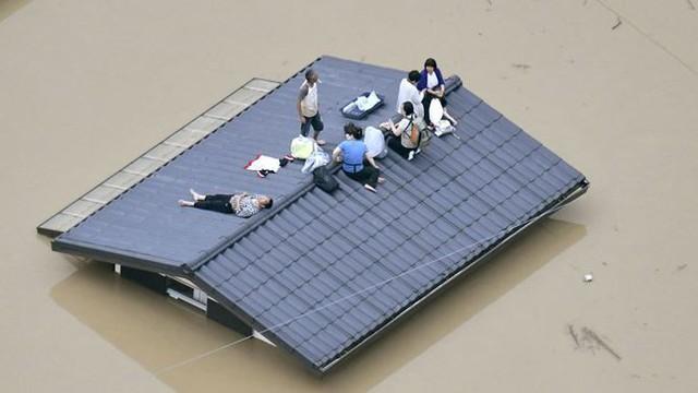 Mưa lũ, lở đất tại Nhật Bản: Ít nhất 44 người thiệt mạng - Ảnh 4.