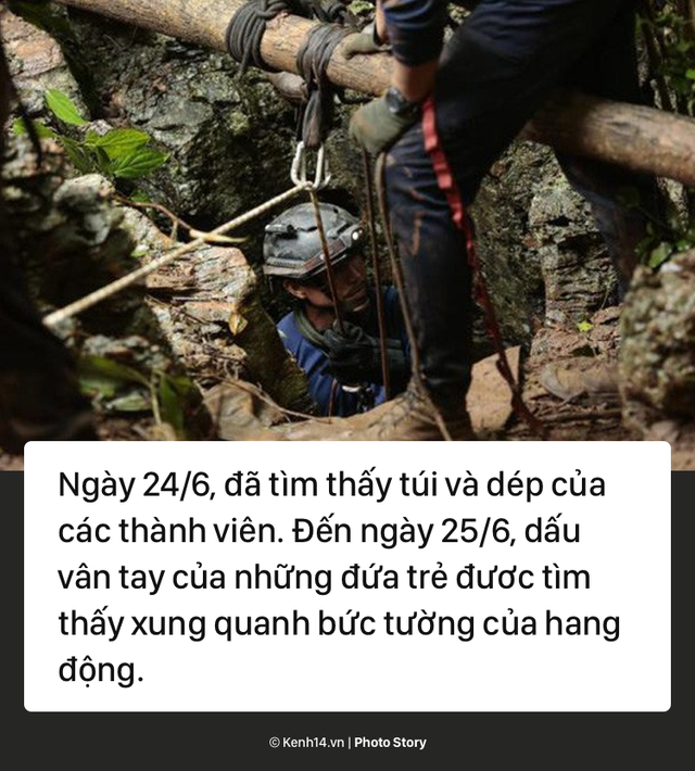 Những khó khăn chồng chất trong suốt nửa tháng giải cứu đội bóng Thái Lan - Ảnh 6.