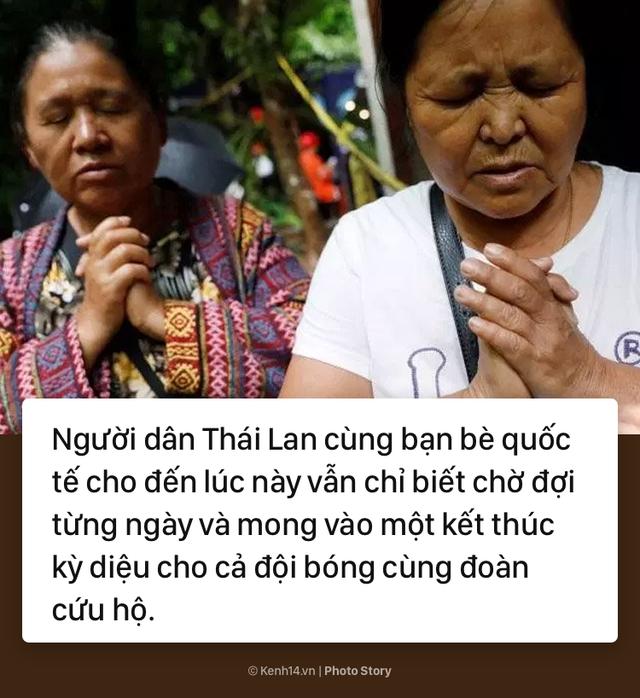 Những khó khăn chồng chất trong suốt nửa tháng giải cứu đội bóng Thái Lan - Ảnh 10.