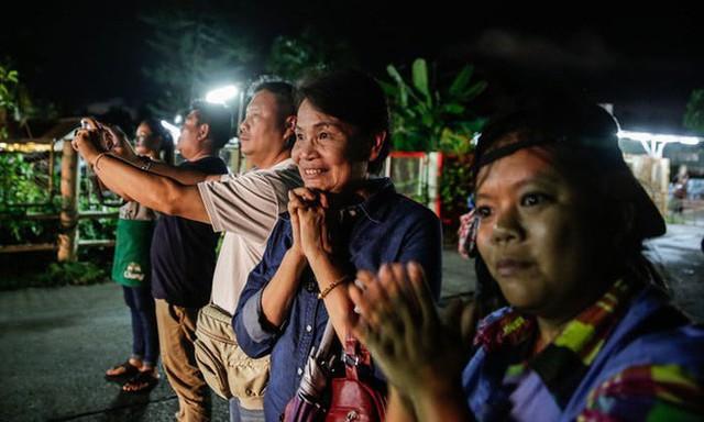 Vụ đội bóng nhí Thái Lan bị mắc kẹt: Chiến dịch giải cứu chuẩn bị tái khởi động - Ảnh 3.