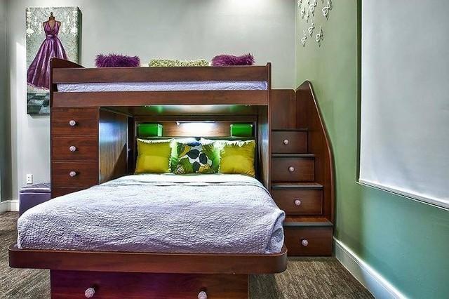 Ý tưởng thiết kế tuyệt vời cho phòng ngủ nhỏ hẹp - Ảnh 13.