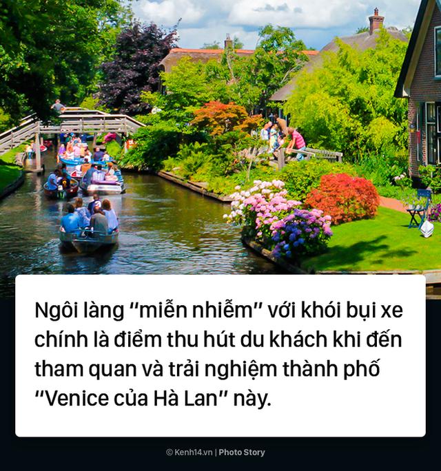 Ngôi làng chẳng có đường ô tô xe máy chỉ được di chuyển bằng thuyền - Ảnh 6.