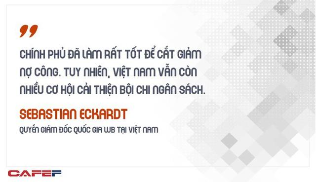 Quyền Giám đốc WB Việt Nam: Những gì chúng ta thấy năm ngoái có thể tiếp diễn năm nay, nền kinh tế tăng trưởng khoảng 6-7% - Ảnh 1.