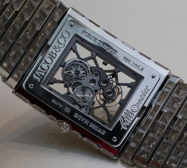 Chiếc đồng hồ trị giá 18 triệu USD của võ sĩ quyền anh hay nhất mọi thời đại - Floyd Mayweather: Quá mức xa xỉ và lộng lẫy - Ảnh 2.