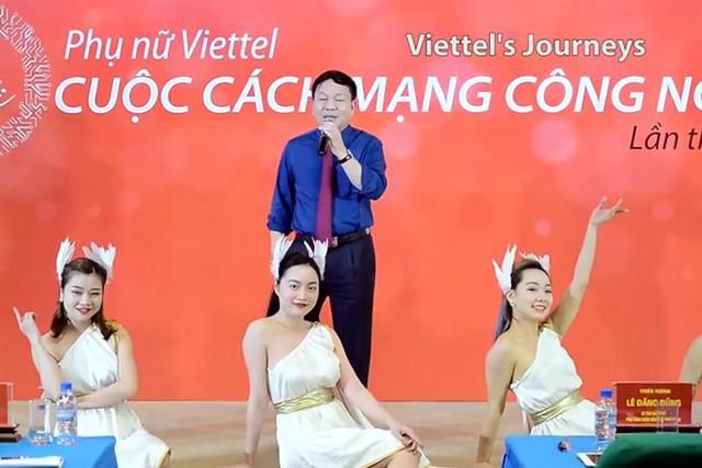 Tân Chủ tịch Viettel và những lần gây bão mạng xã hội với loạt hit của Sơn Tùng M-TP - Ảnh 3.