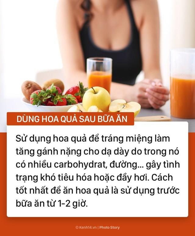Trái cây rất tốt cho sức khỏe nhưng sử dụng không đúng cách thì cũng nguy hiểm lắm! - Ảnh 1.