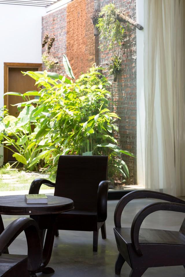 """Cận cảnh căn nhà cấp 4 """"đẹp hơn biệt thự"""" ở ngoại thành Hà Nội được báo Tây khen ngợi - Ảnh 4."""