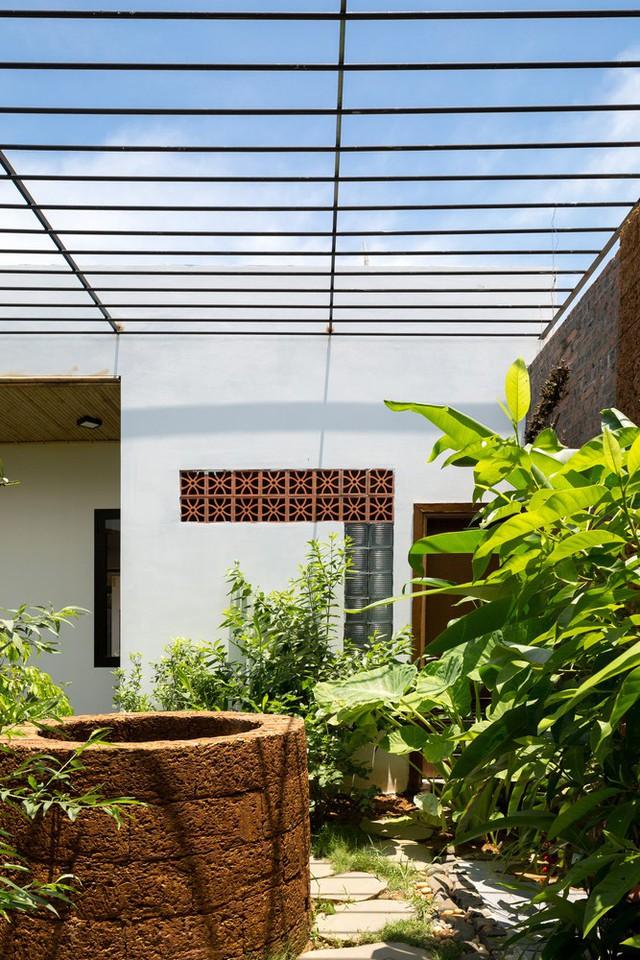 """Cận cảnh căn nhà cấp 4 """"đẹp hơn biệt thự"""" ở ngoại thành Hà Nội được báo Tây khen ngợi - Ảnh 12."""