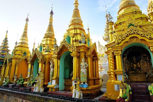 Đi tìm bình yên ở đất nước của những ngôi chùa: Đây là lí do khiến người người đổ xô đi Myanmar trong năm 2018 - Ảnh 6.