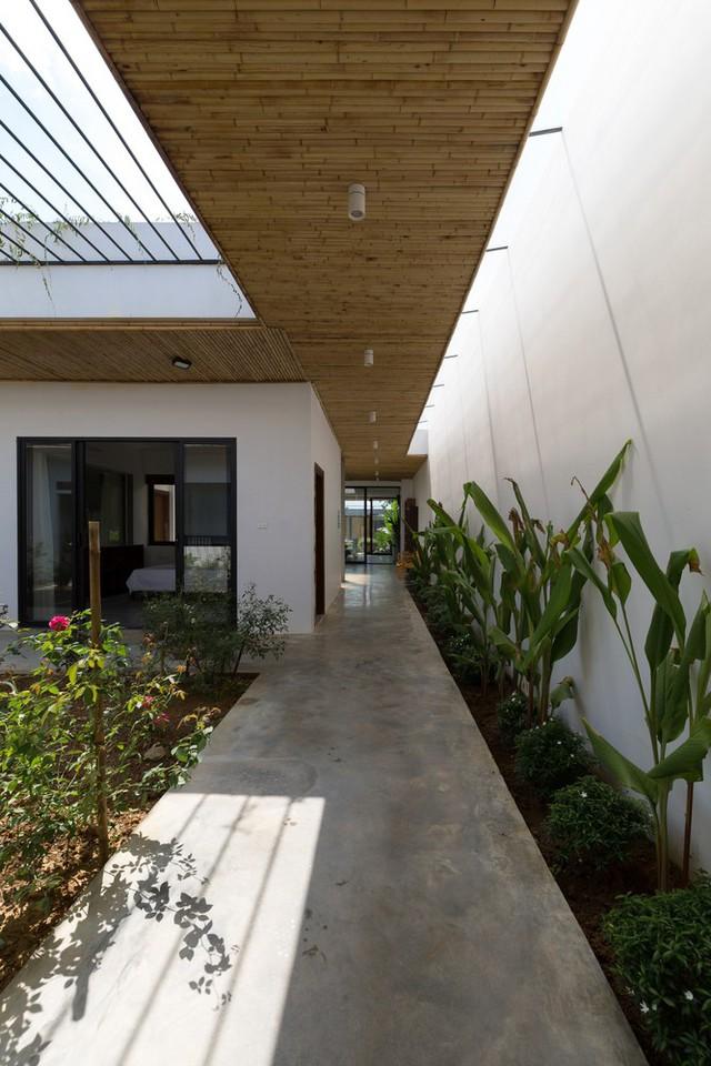 """Cận cảnh căn nhà cấp 4 """"đẹp hơn biệt thự"""" ở ngoại thành Hà Nội được báo Tây khen ngợi - Ảnh 19."""