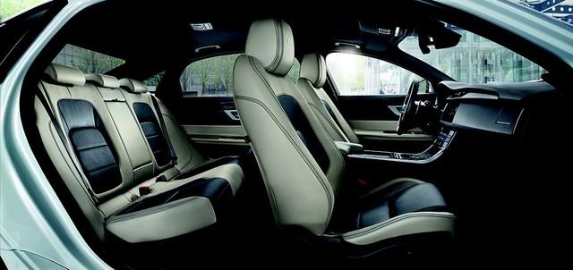 Jaguar XF – Chiếc sedan thể thao cá tính nhà báo đốm - Ảnh 2.