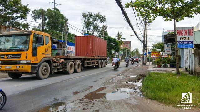 Cận cảnh dự án tuyến 1 vài con phố huyết mạch khu Đông Sài Gòn được mở rộng từ 7m lên 30m - Ảnh 9.