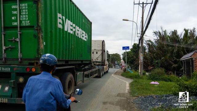 Cận cảnh dự án tuyến 1 vài con phố huyết mạch khu Đông Sài Gòn được mở rộng từ 7m lên 30m - Ảnh 11.