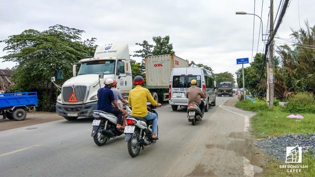 Cận cảnh dự án tuyến 1 vài con phố huyết mạch khu Đông Sài Gòn được mở rộng từ 7m lên 30m - Ảnh 13.