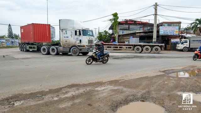 Cận cảnh dự án tuyến 1 vài con phố huyết mạch khu Đông Sài Gòn được mở rộng từ 7m lên 30m - Ảnh 14.