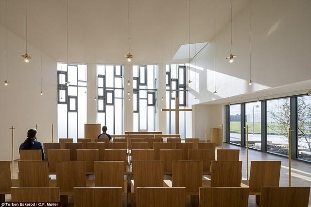 Nhà tù nhân đạo nhất thế giới ở Đan Mạch: Khuôn viên như khách sạn 5 sao, tù nhân thoải mái sinh hoạt và giải trí như ở nhà - Ảnh 11.