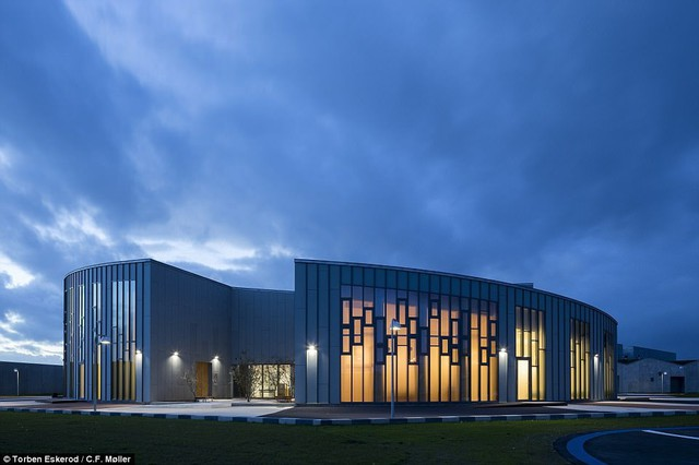 Nhà tù nhân đạo nhất thế giới ở Đan Mạch: Khuôn viên như khách sạn 5 sao, tù nhân thoải mái sinh hoạt và giải trí như ở nhà - Ảnh 3.