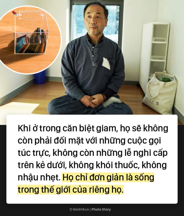 Hàn Quốc: Bỏ ra cả chục triệu đồng để được đi tù tránh xa cuộc sống bận rộn - Ảnh 5.