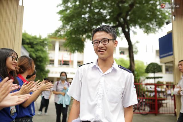 Thủ khoa đầu vào các trường đại học năm 2018: Học giỏi từ bé, thi điểm cao không có gì bất ngờ - Ảnh 6.