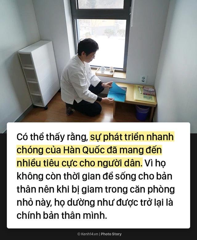 Hàn Quốc: Bỏ ra cả chục triệu đồng để được đi tù tránh xa cuộc sống bận rộn - Ảnh 7.
